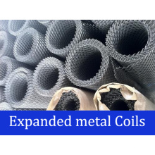 Building Material Expanded Metal Rolls/Expanded Metal Coils