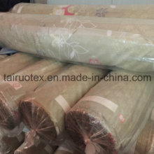 Fabric Stock of Microfiber Fabric for Bed Sheet