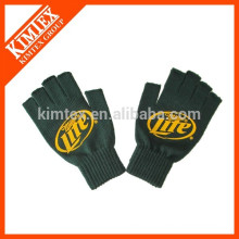 Wholesale winter knitted gloves without fingers