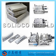 colorful abs plastic fashion design plastic drawer mould