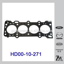 Hochwertige Stahl Zylinderkopfdichtung für Mazda Haima 479Q HD00-10-271