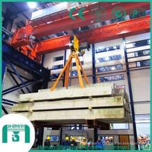 Pont roulant avec capacité de crochet de 400 tonnes à 450 tonnes