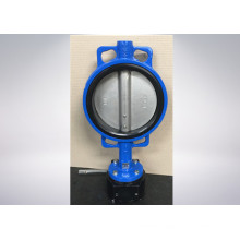 Butterfly Valve with Worm Gear Box