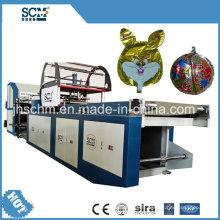 Máquina para fabricar globos de papel de aluminio, Máquina para fabricar globos de helio, Máquina para hacer globos