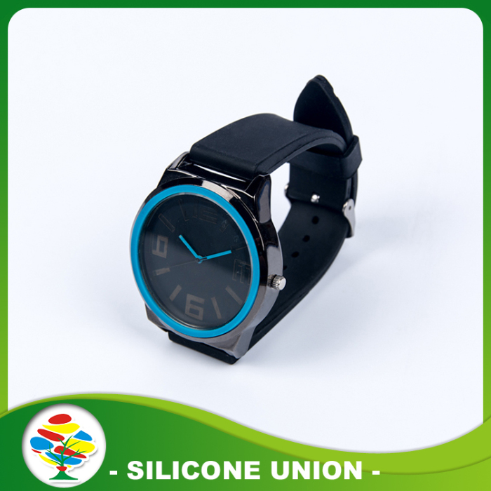 Customized Silicone Watches Bracelet