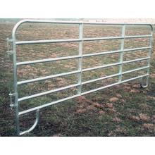Paneles galvanizados sumergidos calientes de la cerca de la buena calidad del corral galvanizado
