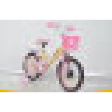 2016 le nouveau vélo enfants / bonne qualité acier cadre vélo enfants/vélo pour enfants avec roue de formation