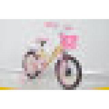 2016 новый велосипед детей / хорошее качество стальной рамы велосипед детей/велосипедов для детей с подготовки колеса