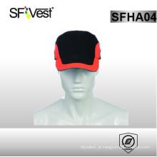 2015 chapéus de segurança fluorescentes reflexivos