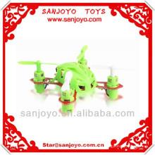 2014 mais novo brinquedo !! V282 menor 2.4G 4 canais nano rc Quad Copter