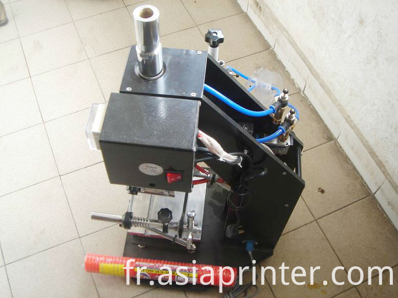 factory direct hot stampinh machine