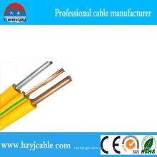 Прямая продажа китайского завода BV одножильный алюминиевый проводник