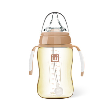 New Baby Feeding Leher Wide Neck PPSU 330ml