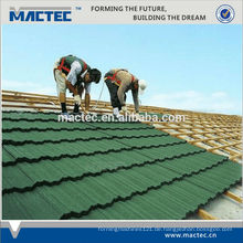 Hochwertiger Dachziegel mit Verriegelung