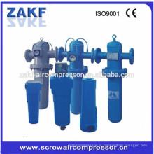 2017 Hot OEM Sistemas de Filtro de Compressor de Ar de Precisão de Ultrafilter