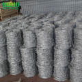 Kilang Stainless Galvanized Barbed Wire Price Per Roll