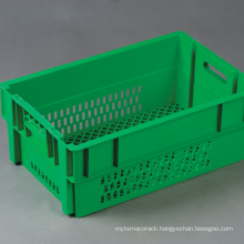 Retroflected Stacking Container for Vegetable transportation