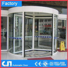 3 & 4 Wings Manual & Automatic Revolving Door Price