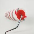 Cepillo de pintura de fibra sintética de alta calidad