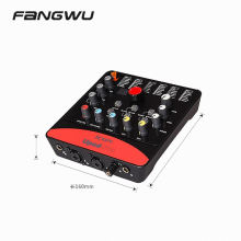 High Quality Studio Mixer Audio Interface