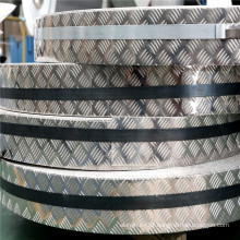 Checkered Strip Aluminium Plate From China Manufacture