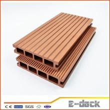 Rotproof und rutschfester Wpc-Deckboden für Schwimmbecken