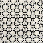 Venice Fabric, Overall Chemical Embroidery, Made of 100% Cotton, Comes at 140cm