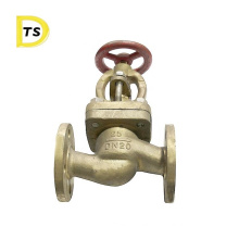 Top Quality Wcb Butterfly Manufacture Marine Flanged Bronze Globe Valve