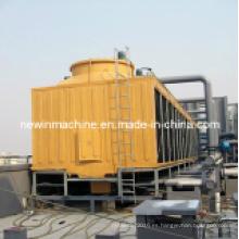 FRP Torre cuadrada de enfriamiento de flujo cruzado (NST-800 / M)