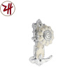 Hardware Clouth Plastic Curtain Robe Hook (ZH-8609)