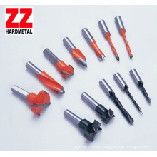 Tungsten Carbide Woodworking Drill Bits