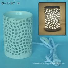 Réchauffeur de parfum en métal électrique -15ce00896