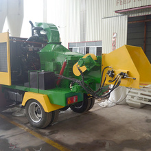 Precio de fábrica Branch Tree Wood Chipper Machine
