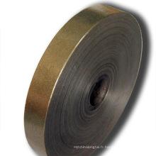 Ruban de mica synthétique à un seul côté avec tissu en fibre de verre