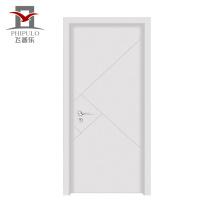 Nice design de qualidade assegurada portas de madeira polonês