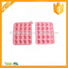 Silicone pop cake mould high quality pop cake mould lolly mold