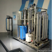 Customized mineral water treatment purifying system