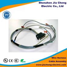 Câble assemblé pour le câblage de l'équipement d'essai de véhicules
