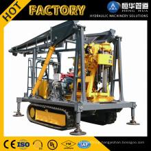 Hydraulic-Control Drill Mase Crawler Mounted Drilling Rig Machine