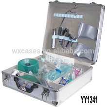 high quality&portable aluminum medical carrying cases from China manufacturer