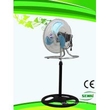 Ventilateur industriel de ventilateur de support de 3 dans 1 de 18 pouces puissant (SB-S-45A) 110V