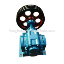 ZYB series pulley belt drive yang tahan aus gear pump