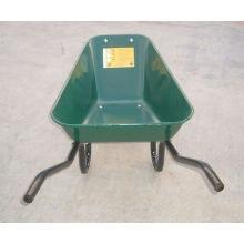Qingdao Fabricante Preço Baixo Único Carrinho De Mão Wb3800