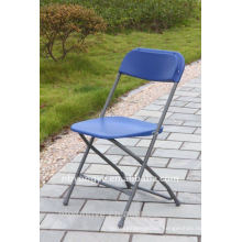 fiesta poly metal folding chair