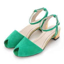 New Style of Fashion Women′s Flat Dress Shoes (HCY02-1183)