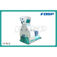U - Shape Double Grinding Tear Circle Hammer Mill Grinder Machine With Low Noise Sfsp998