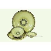 NOVA cerâmica Round Bowl com estilo clássico da China para BS-H0016