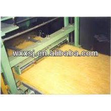 línea de producción de panel de sandwich de lana mineral