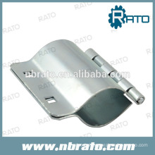 RH-140 high quantity hinged pipe clamp