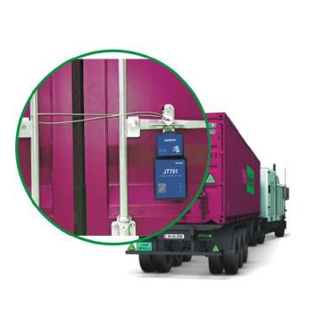 Perseguidor de la cerradura del envase del GPS con la batería grande de la capacidad 15000mA para el seguimiento y la gestión del envase
